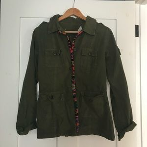 Jens Pirate Booty x FP Womens Jacket Small Utility